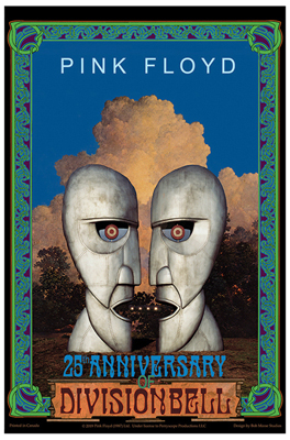 Pink Floyd Division Bell 25th anniversary