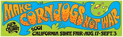 California State Fair billboard